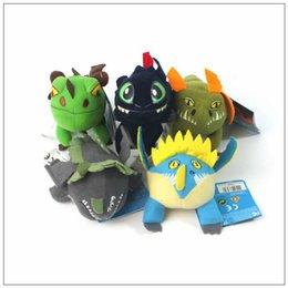 $enCountryForm.capitalKeyWord NZ - 5 Style 13cm-18cm How to Train Your Dragon 2 Stuffed Doll Plush Toy How to Train Your Dragon 2 Cartoon Anime Toys Party Favor CCA9941 120pcs