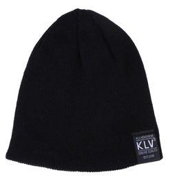 e8cbf1eaf4e Winter Warm Baby Hats Solid Color Baby Cap Children Winter Autumn Knitted  Beanies Kids Boy Girls Woolen Hat