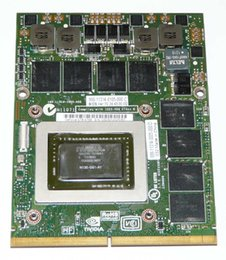 Ati Pci Video Card NZ - For MSI GT60 GT70 1762 laptop MS-1W051 N13E-GS1-A1 GTX675M 2G GDDR5 MXM III Graphic video Card ,fully tested