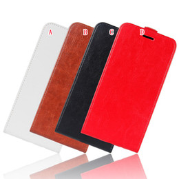 cases for flip phones 2019 - Retro R64 Grain Flip Leather Case For Samsung Galaxy 2018 J3 J4 J8 EU J7 J7 Prime 2 G611F Xiaomi MI 6X A2 Card Slot Phon