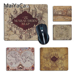 $enCountryForm.capitalKeyWord Canada - MaiYaCa Funny  Marauders Map Comfort small Mouse Mat Gaming Mouse pad Size 25x29cm 18x22cm Rubber Mousemats