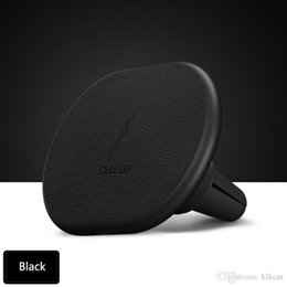 Circular Case Australia - SINPAN Black USB Interface Circular Design Car USB Wireless Mobile Phone Charger For Iphone 8  8 Plus   Iphone X With a Phone Case