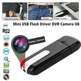 Hidden spy camera videos online shopping - 32GB Mini USB Flash Drive Disk Spy Hidden Camera HD DVR Video Recorder Camcorder