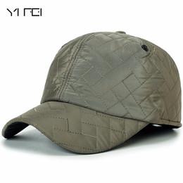 Ball Cap Ear Warmers Canada - Fashion Diamond Peaked Cap Winter Hats Ear  Flaps Winter Outdoors 087ae299215