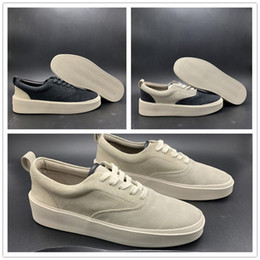 Discount italian fabrics - Oversize New Arrival Fear Of God Italian luxury Brand 101 High-end Sports Shoes Mens Fashion Casual Sneakers Designer Sh