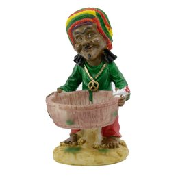 $enCountryForm.capitalKeyWord UK - Wholesale Mettle New Arrival Height 12CM Jamaica Creative Design Resin Ashtray for Table Decoration Home Using