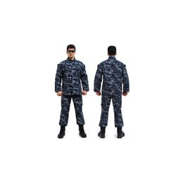 China Hot Army Camouflage Uniform Waterproof Clothing Tactical Special Forces Combat Men Suits Clothing Set cheap camouflage combat suit suppliers