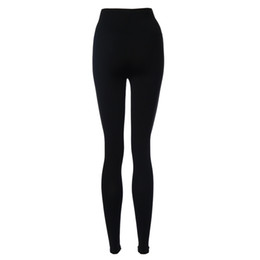 China High Waisted Calzas Mujer Leggins Quick-drying Training Pants Women Breathable Pantalon Yoga legging femme sport#YL cheap yoga pant wholesale suppliers