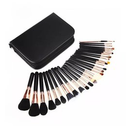 Wholesale Zouyesan zipper bag best selling makeup brush makeup brush set recommended by makeup artist