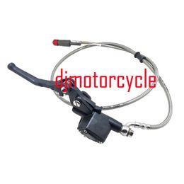Levers Universal NZ - 22mm 0.87inch Motorcycle Clutch Lever Hydraulic Handlebar Brake Cylinder Master Universal