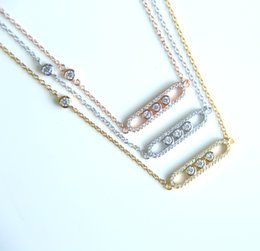 Shop white stone gold pendant designs uk white stone gold pendant 2018 new designs fashion brand france 925 silver jewelry necklace 3pcs cz stones pendants with 3 color plated for women wedding necklace aloadofball Choice Image