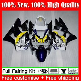 $enCountryForm.capitalKeyWord Australia - Body For HONDA CBR900 RR CBR 929RR CBR 900RR CBR929RR 00 01 54MT15 Stock blue CBR 929 RR CBR900RR CBR929 RR 2000 2001 Fairing Bodywork