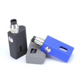 Vapor Batteries Canada - New Vape Mods BRAVO-BOX vapor mod 316SS ecig mod kit ABS with PC 3colors Fit Dual 18650 Battery