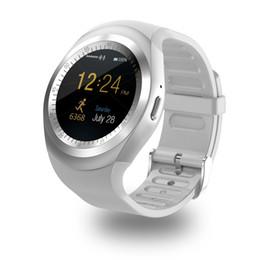 "$enCountryForm.capitalKeyWord NZ - Y1 Smart Watch 1.54"" Touch Screen Fitness Activity Tracker Sleep Monitor Pedometer Calories Track support SIM card solt PK"