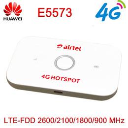 Unlock wifi roUter online shopping - Unlocked Huawei E5573 E5573Cs LTE FDD Mbps G Pocket WiFi Router Modem Dongle