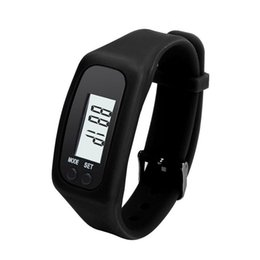 $enCountryForm.capitalKeyWord NZ - Display Sports Gauge Step Tracker Digital LCD Pedometer Run Step Walking Calorie Counter Wrist Sport Fitness Watch Bracelet