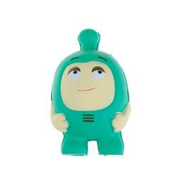 $enCountryForm.capitalKeyWord UK - Green Robot Soft Cream Scented Bread Cake Kid Fun Toy Soldier Squishy Slow Rising Phone Strap Gift Jumbo