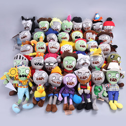 $enCountryForm.capitalKeyWord NZ - style 25CM Plants Vs Zombies Soft Plush Toy Doll Game Figure Statue Baby Toy for Children Gifts