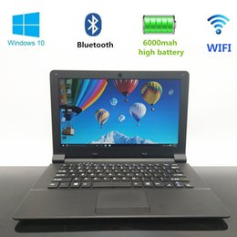 Intel Z3735f NZ - 11.6inch PC laptop computer In-tel Z3735F Quad core 2GB 32GB SSD camera tablet notebook Ultrabook bluetooth Windows 10 6000mah
