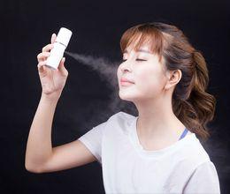 $enCountryForm.capitalKeyWord Australia - Portable Face Spray Bottle Nano Mister Facial Hair Steamer Ultrasonic Ozone Face Sprayer Cold Beauty Hydrating Skin Care Tools BH238