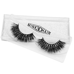 Chinese  JIEFUXIN stock MINK Eyelashes 12 styles Selling 100% Real Siberian 3D Full Strip False Eyelash Long Individual Eyelashes Lashes Extension manufacturers