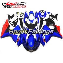$enCountryForm.capitalKeyWord Australia - Complete Fairing For Suzuki GSXR1000 K9 2009 - 2016 ABS Injection Blue White Red Motorcycle Fairings High Quality Covers Fairing New