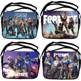 3d345e767c5b Girl school Games online shopping - Cartoon Game Fortnite Messenger Bag  Styles Battle Royale School Shoulder