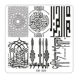 Cartoon Stamping NZ - ISHOWTIENDA DIY Nail Art Image Stamp Stamping Plates 2018 Lace Cartoon Animal Flowers Patterns Templates #**