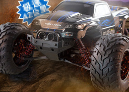 Rc Car Off Road Speed Canada - 2.4G 4CH Super Power RC Car High Speed Stunt Racing Car Remote Control Off-Road Vehicle
