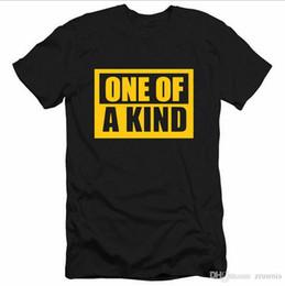 Kpop gd online shopping - 2017 Latest Fashion KPOP G Dragon GD One Of A Kind T Shirts Men Hip hop Cotton Casual T shirts Fashion Tee