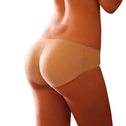 0368406010051 Women silicone Butt Lifter Lingerie Underwear Padded Seamless Butt Hip  Enhancer Shaper Panties push up buttocks sexy Briefs TH1