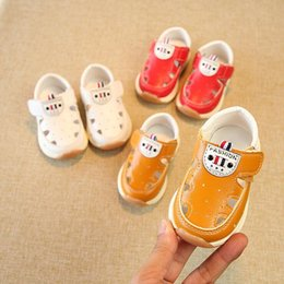 $enCountryForm.capitalKeyWord Australia - Summer Baby boy girl beach sandals kid boy girls infant toddler sandals 3colors 15-19 0-2years C-6 TX09