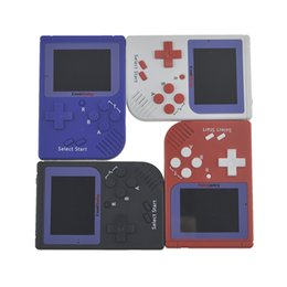 "handheld pocket games 2018 - Handheld Game Console Coolbaby RS-6 Portable Retro Pocket Video Game Player 2.5"" LCD Color Games Player Birthday Ch"