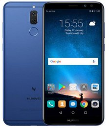 "China Original Huawei Nova 2i Maimang 6 Global Firmware Unlocked Cell Phone Octa Core 4GB 64GB 5.9"" 4 Cameras 16MP 4G LTE suppliers"