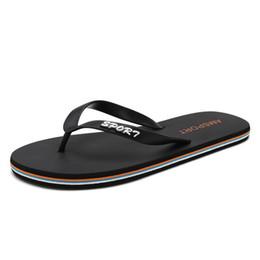 3345fb416 Personalized Flip Flop NZ - Men s flip-flop men s summer non-slip sandals  and