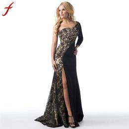 4afe59716c5 2018 Nuevos Vestidos de Llegada Mujeres Boda Formal Dama de honor Larga  Bola Vestido de gala Vestido de propietario de la tienda Vestido  recomendado Elegent