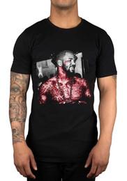 $enCountryForm.capitalKeyWord Australia - The Game Blood Money Red Graphic T-shirt Tee Clothing Cotton G-Unit Doctor's Adv Shirt Cotton Hight Quality Man T Shirt
