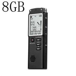 mini digital screens 2019 - new Mini T60 Professional Voice Recording Device Time Display Large Screen Digital Voice Audio Recorder Dictaphone MP3 P