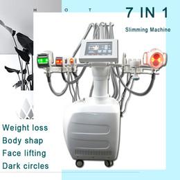 Bio slim lipo machine online shopping - Big effect velashape weight lose machine face body Slimming Vacuum RF Skin Care BIO Cavitation lipo laser