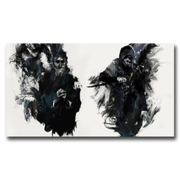 $enCountryForm.capitalKeyWord NZ - FOOCAME Dishonored The Outsider Video Game Art Silk Poster Prints Home Wall Decor Painting 11x20 16x29 20x36 Inches