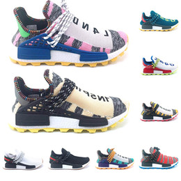 best service 1d473 94a41 Human race sneakers box online shopping - Creme Nerd Human Race trail Solar  Afro Pack Running
