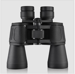 Night Vision Tube NZ - Portable binoculars, high definition, double tube, low light level night vision 20X50, military concert concert glasses.
