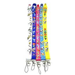 $enCountryForm.capitalKeyWord UK - Cartoon printing lanyards for employees school id badge key train neck strap blackberry keynoe hanger free shipping