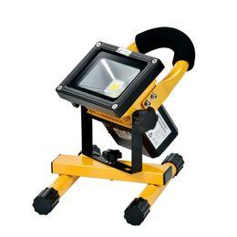 $enCountryForm.capitalKeyWord UK - Portable 220V 110V LED Spotlight waterproof outdoor LED Flood lighting Floodlight Rechargeable emergency light