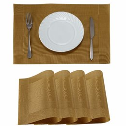 Kitchen Placemats, Placemats For Dining Table, Heat Resistant Washable  Non Slip Placemats, Table Place Mats, Set Of 4