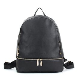 0db62bd0b58d The hottest ladies backpack pu fashion casual backpack student trendy bag  zipper travel bag display quality large capacity free shipping