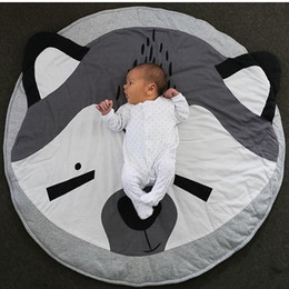 $enCountryForm.capitalKeyWord NZ - Round Map Pattern Baby Blanket Game Mat Kid Crawling Carpet baby Bedding Stroller Blanket best Children's Room decration