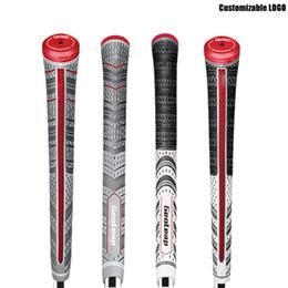 NOUVEAUTÉ 2017 Golf Grips Golf Club Grips en fer et en bois plus4 deux types et couleurs (couleur ou taille variable, laissez un message)