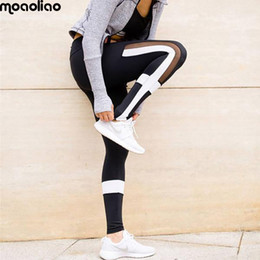 Sexy Yoga Pants For Women Canada - Sports Running Gym Sexy sports pant High Elastic sportswear New Arrival Women Yoga Pants Female Leggings Quick Dry for women