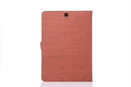 $enCountryForm.capitalKeyWord Australia - PU Leather Case For Samsung Galaxy Tab S2 Fold Cover for Samsung Tab S2 9.7 SM-T815 T810 T813 T819 tablet case+Stylus Pen+Film.